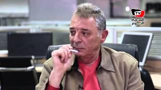 محمود حميدة: «ملك وكتابة، بحب السيما مجبوش فلوس لسوء التوزيع»