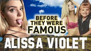 ALISSA VIOLET - Before They Were Famous - It's EveryNight Sis