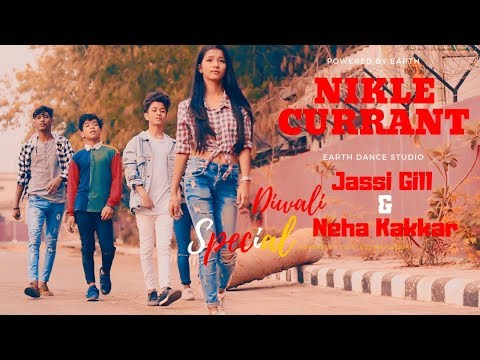 Nikle Currant - Jassi Gill | Neha Kakkar | Choreography By Rahul Aryan | Dance Short Film | Earth..