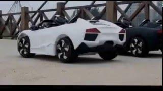 Купить детский электромобиль Lamborghini 64990 на Успех com ua(Новинка 2016 года!! Идентичен оригиналу! Электромобиль EVA колесах - популярный среди детских электромобилей!..., 2016-05-06T13:22:58.000Z)