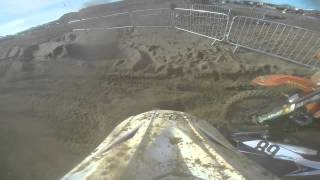 Skegness Beach Race 2014 Start and first lap onboard
