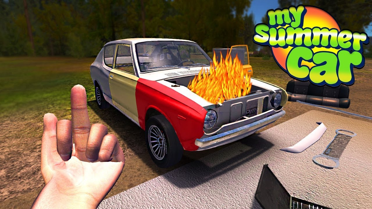 hight resolution of my summer car electrical fire