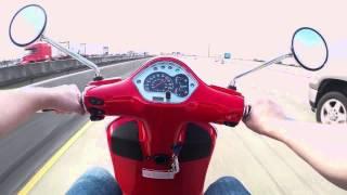 Vespa 300 GTS Super Top Speed