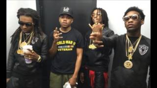Migos - ( Glo Gang Diss ) - Jealousy Slowed