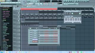 1 Урок в FL studio 11