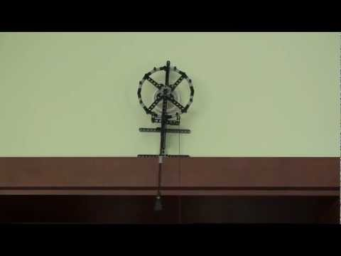 how to make a magnetic pendulum