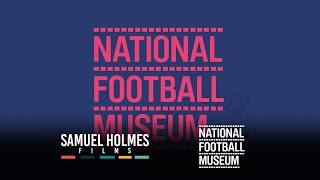 NATIONAL FOOTBALL MUSEUM | #GAMEOFOURLIVES ADVERT