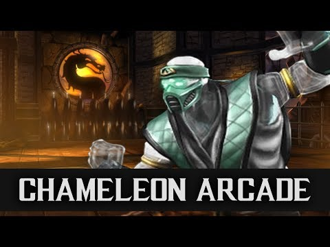 Bonus Video - Chameleon Arcade Run (Mortal Kombat Armageddon) thumbnail
