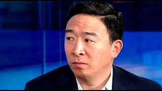 Brian Kilmeade Does NOT Like Andrew Yang