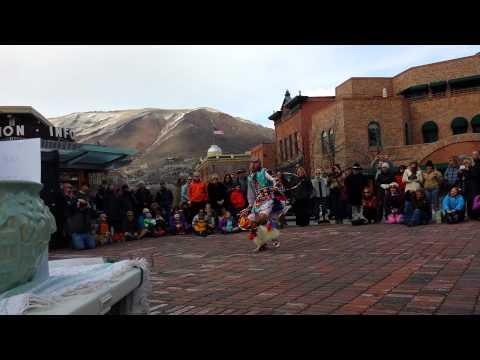 Indian Healing dance