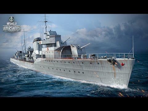 Premium Spotlight: Gremyashchy Tier V Soviet destroyer