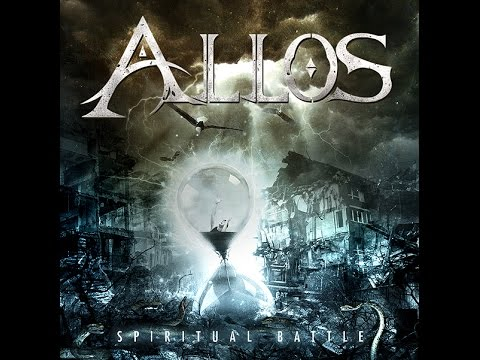 Allos - Spiritual Battle [FULL ALBUM] Brazilian Power Metal