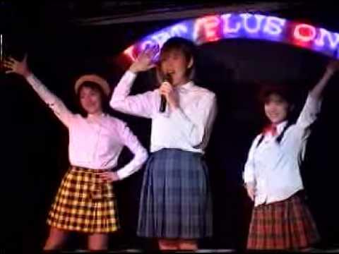 ごくらくッ娘ライブ 2002.5.3 「Just Like Magic」~「清く正しく美しく」~「なにがなんでも」