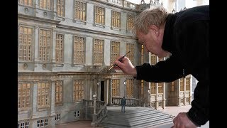 Stunning model of Longleat House goes back on display
