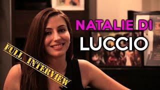 Natalie Di Luccio    Full Interview    The MJ Show Season 2   