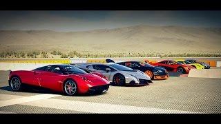 Repeat youtube video World's Greatest Drag Race! Veyron, AGERA, McLaren P1, Huayra, Veneno, Venom GT - Forza 5