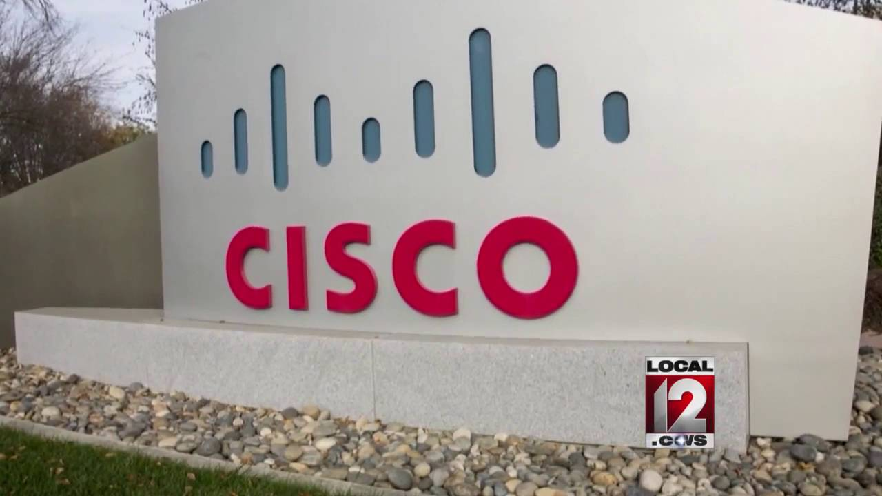 Cisco to layoff 5,500 employees