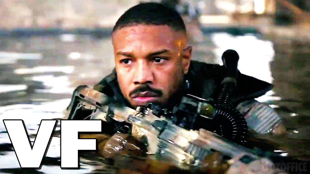 Download SANS AUCUN REMORDS Bande Annonce VF (2021) Michael B. Jordan, Action