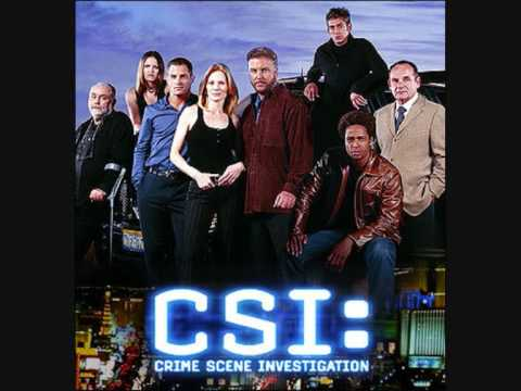 CSI Soundtrack Who Are You The Who