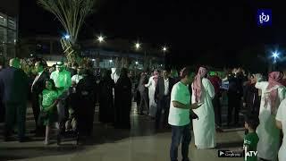 السفارة السعودية في عمان تحتفل بالعيد الوطني التاسع والثمانين (24/9/2019)