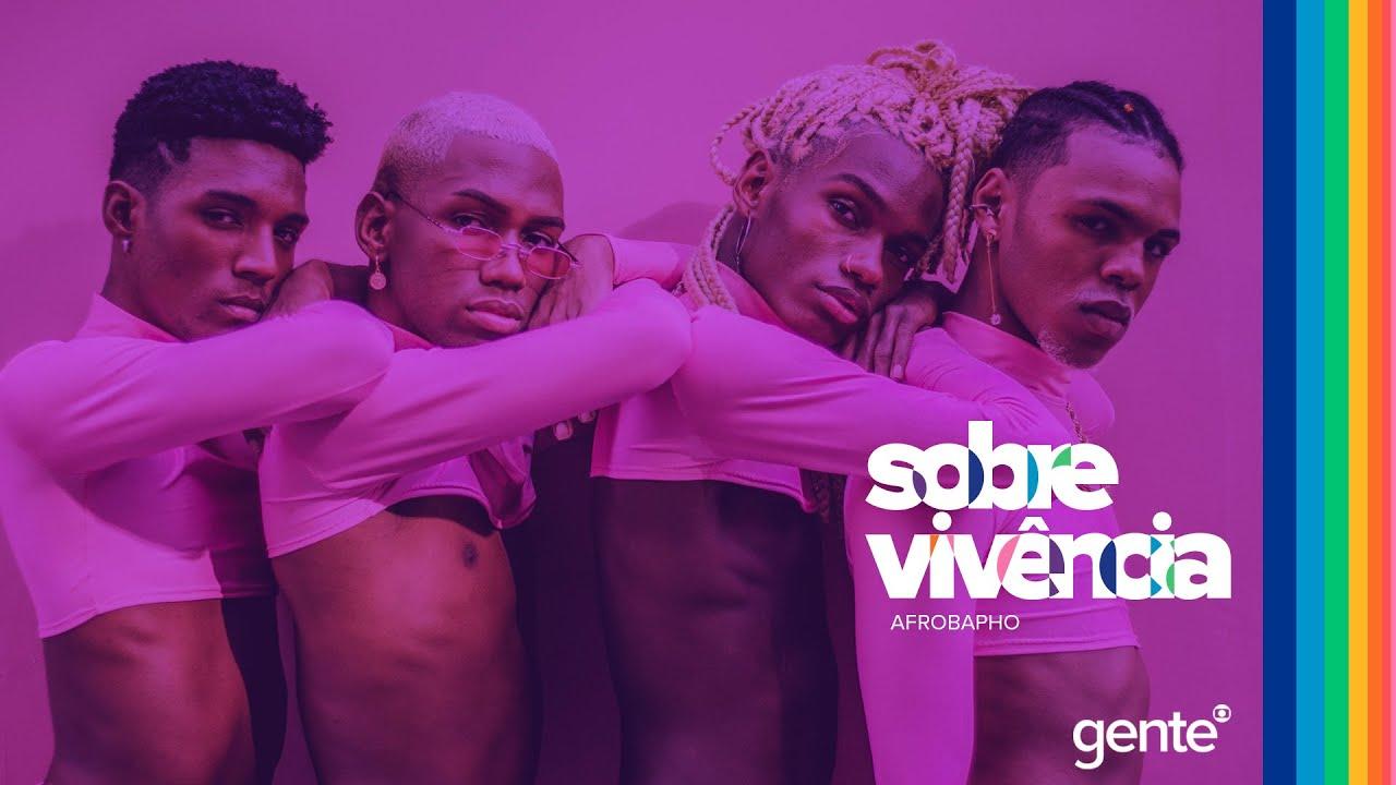 As narrativas de raça, gênero e sexualidade do coletivo Afrobapho | Sobre Vivência | Ep.1
