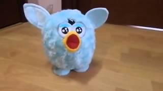 Огляд дитяча іграшка Ферби Смішарики повторюшки, принцип хом'яка kidtoy in ua