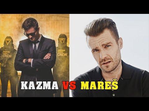 Kazma vs. Mareš - PRAVDA! ( + můj názor)