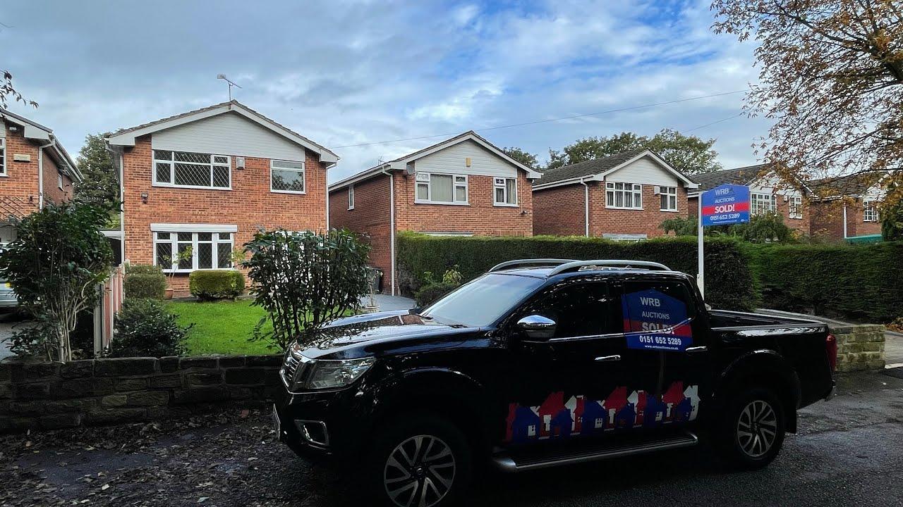 🔥 SOLD SOLD SOLD 🔥 - 28 Egerton Park - CH42 4QZ WRB Auctions