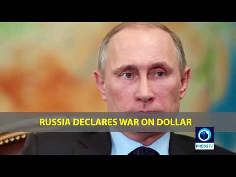 PressTV: Ditching the US dollar