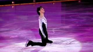 "шоу ""Короли льда"" 31.03.2010 Ходынка Johnny Weir"