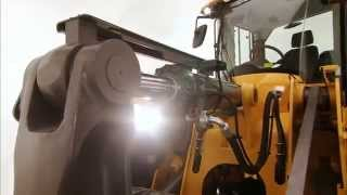 Volvo G-series wheel loaders: linkage you can count on