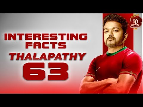 Thalapathy 63 Interesting Facts | Thalapathy Vijay | Atlee | Nayanthara | AR Rahman