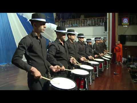 Shree Muktajeevan Swamibapa Pipeband - Cultural Programme  - 25 Dec 2015 Nairobi