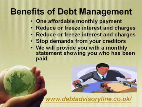 Debt management- The best way to get out of debt