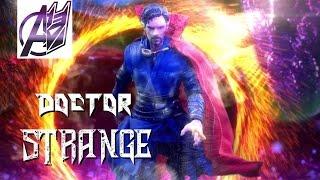 Dr. Strange [Stop Motion Film] Dr. Strange vs Dormammu