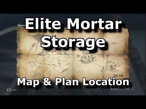 how to use mortar black flag