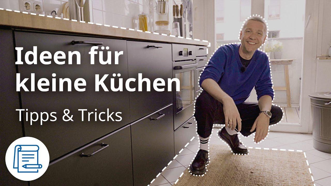 Kleine Küche - große Wirkung | IKEA Tipps & Tricks