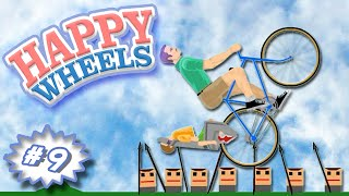 DESTROY THE VILLAGE! || Happy Wheels