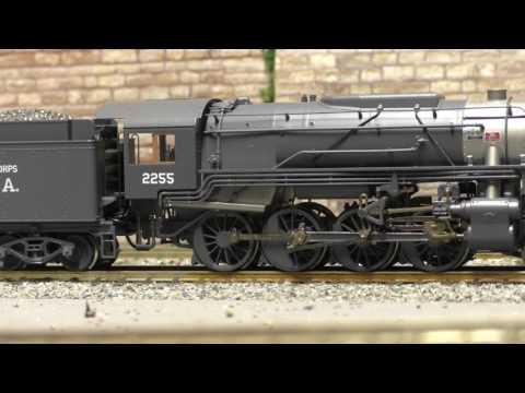 Roco S160 steam loco review