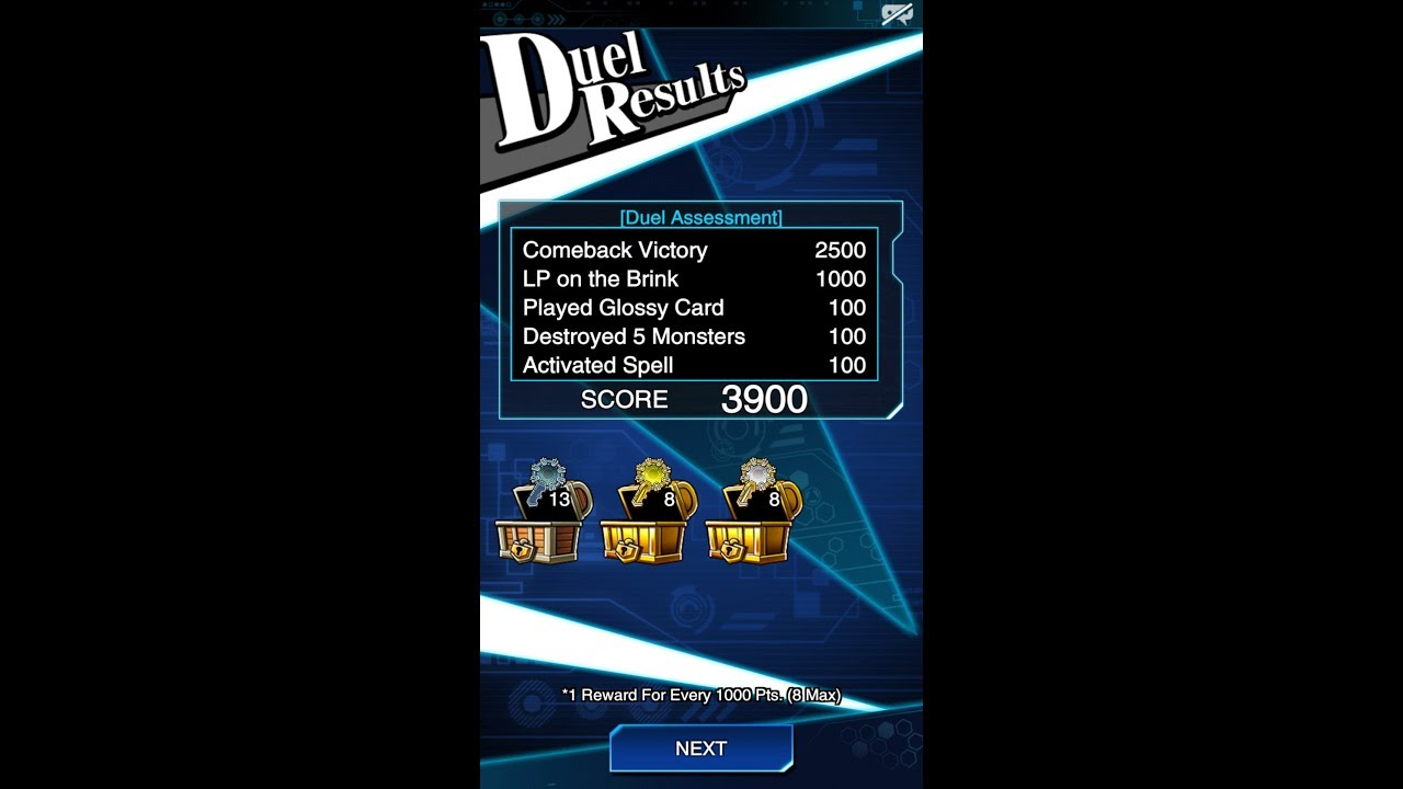 Duel Links Comeback Victory