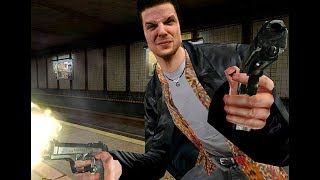 MAX PAYNE  2001 (Part 4) computer games..