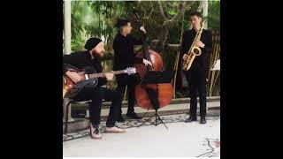 "The Goods Jazz Trio Ireland perform ""Sonny"" - Wedding Drinks Reception Music."
