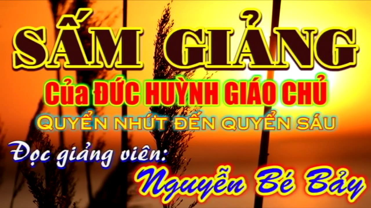 SG Q.1 – Q.6 – ĐGV: Nguyễn Bé Bảy