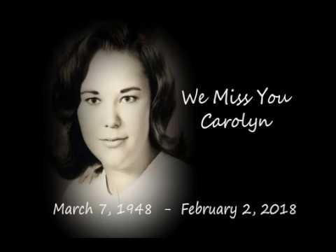 Carolyn Summers  1948 - 2018