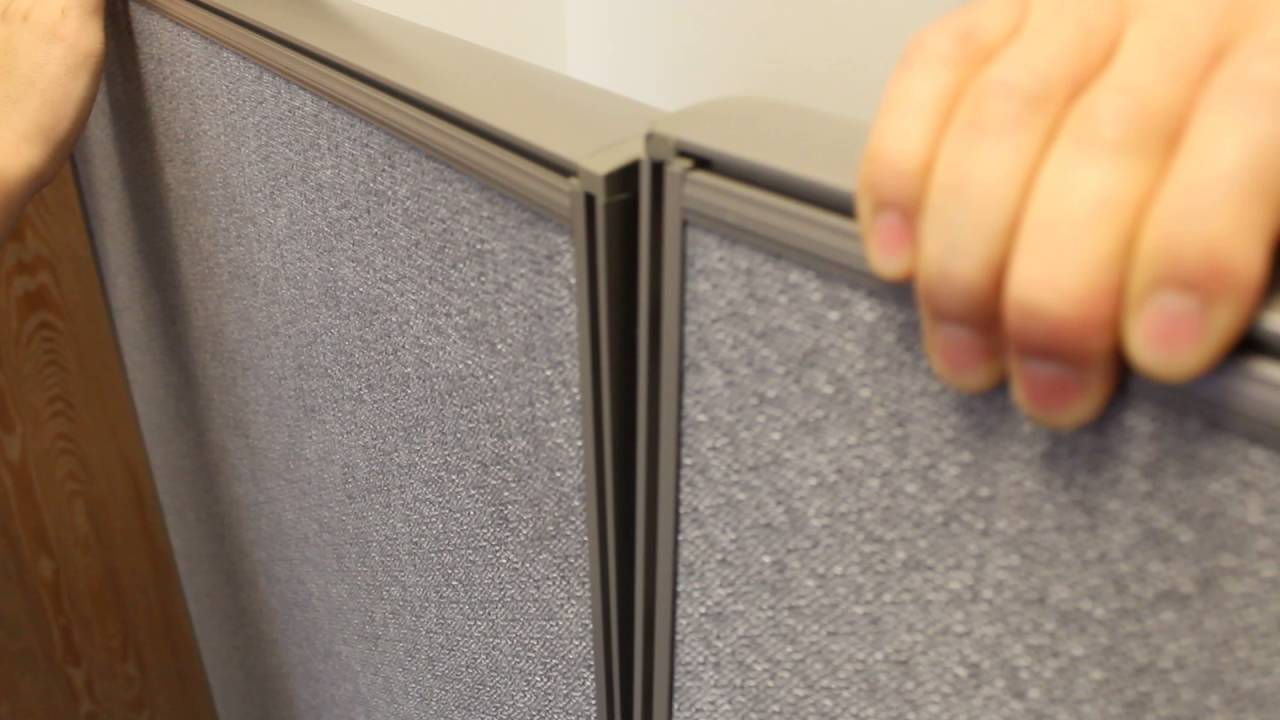How To Assemble Partitions Youtube