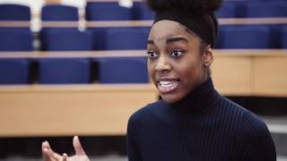 Why study at Royal Holloway? Renée, Comparative Literature and Culture