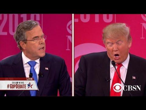 "Donald Trump: Jeb Bush said he wanted to ""moon everybody"""