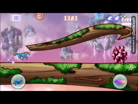 Unicorn Dash 33,000 Score Download With Play Store  🎮
