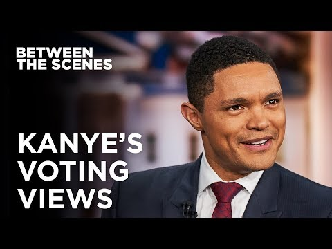 What Kanye's Missing On Black Voters - Between The Scenes | The Daily Show