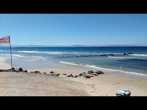 Playa del hurricane & camping torre de la peña in Tarifa / spring 2017
